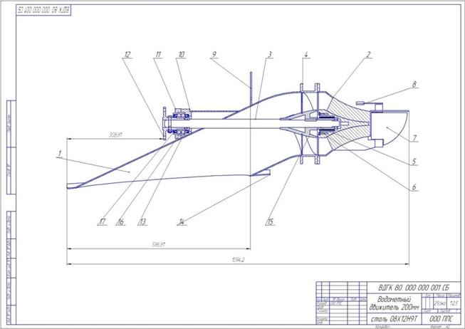 Подвесной лодочный мотор болотоход Сделай Сам 82